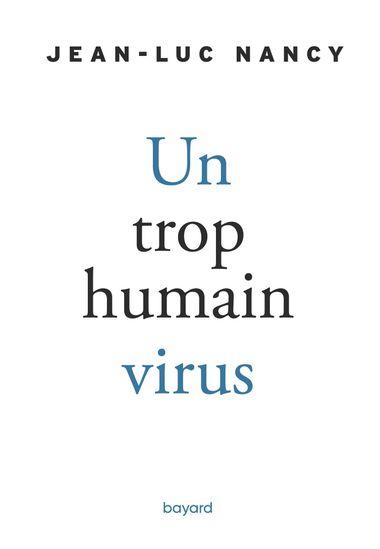 Couverture de «Un trop humain virus»