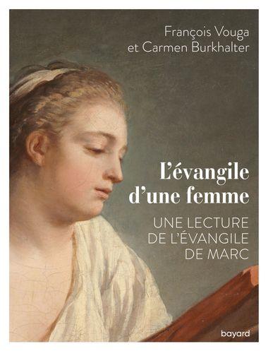 Couverture de «L'évangile d'une femme»