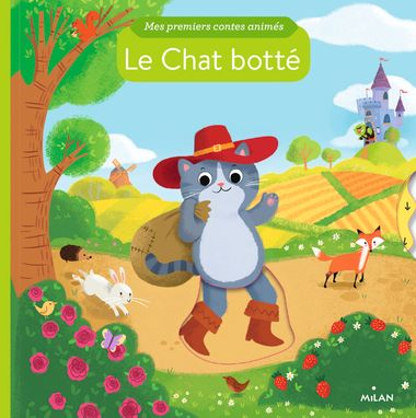 Couverture de « Le Chat botté »