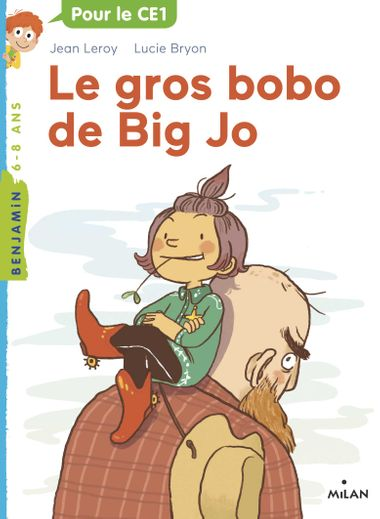 Couverture de «Le gros bobo de Big Jo»