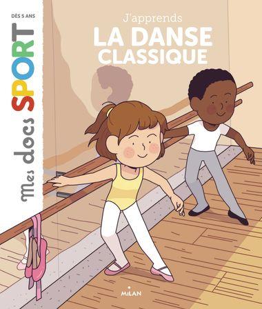 Couverture de «La danse classique»