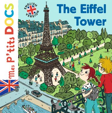 Couverture de « La tour Eiffel version anglaise »