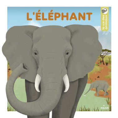 Couverture de «L'éléphant»