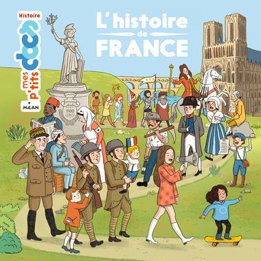 Couverture de «L'histoire de France»