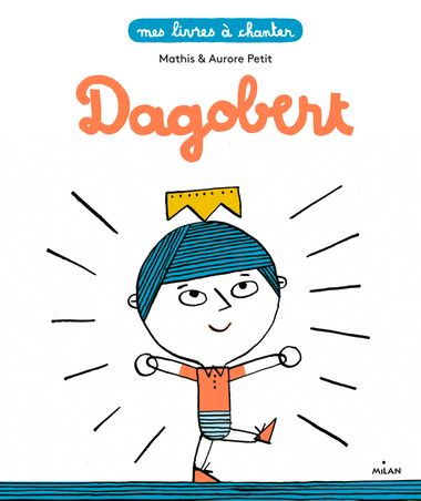 Couverture de «Dagobert»