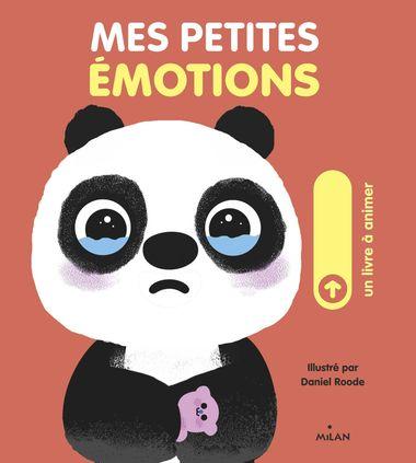 Couverture de «Mes petites émotions»