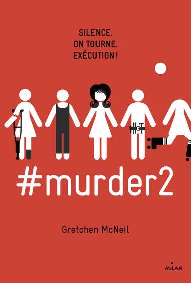 Couverture de «#murder2»