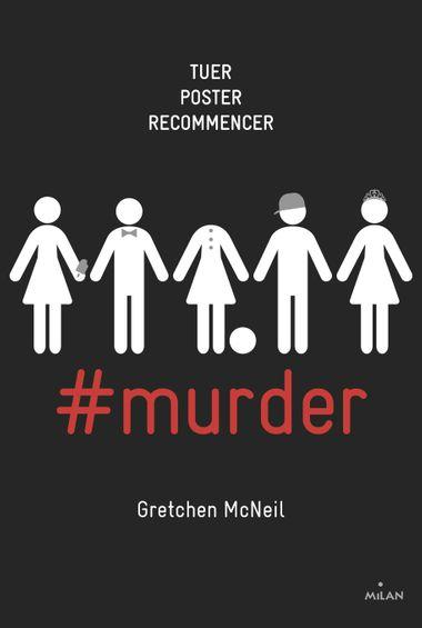Couverture de «#murder»