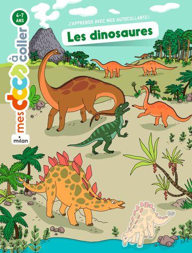 Couverture de «Les dinosaures NE»