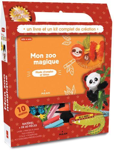 Couverture de «Mon zoo magique»