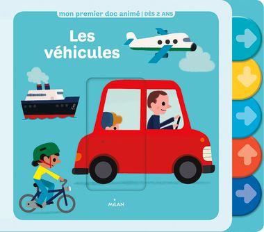 Couverture de «Les véhicules»