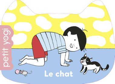 Couverture de « Le chat »