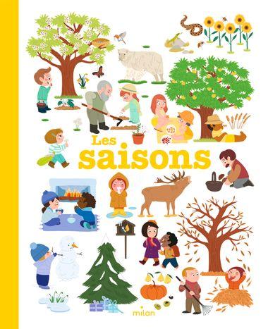 Couverture de «Les saisons»