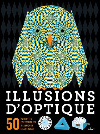 Couverture de « Illusions d'optique »
