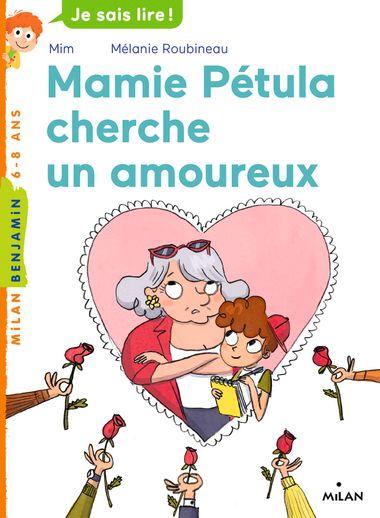 Couverture de «Mamie Pétula cherche un amoureux»