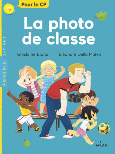 Couverture de « La photo de classe »
