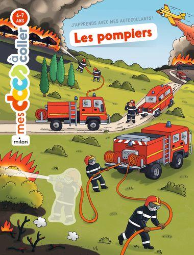 Couverture de «Les Pompiers NE»