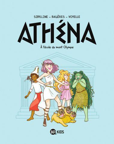 Couverture de «Athéna 1»