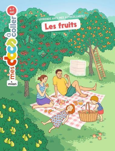 Couverture de «Les fruits»