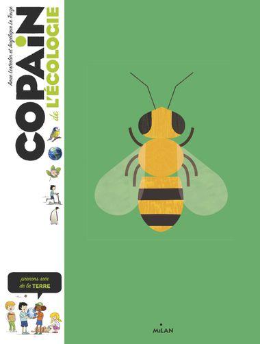 Couverture de «Copain de l'écologie»