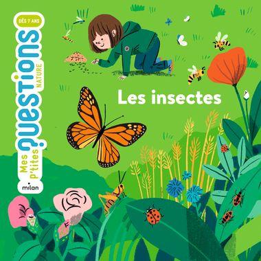 Couverture de «Les insectes»
