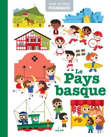 Couverture de «Le Pays basque»