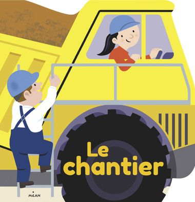 Couverture de « Le chantier »