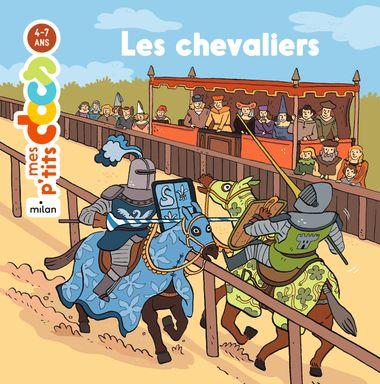 Couverture de «Les chevaliers»