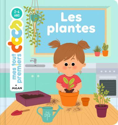 Couverture de «Les plantes»