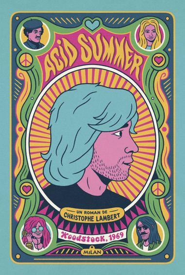 Couverture de «Acid Summer»