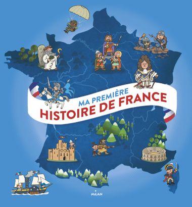 Couverture de «Ma première histoire de France»