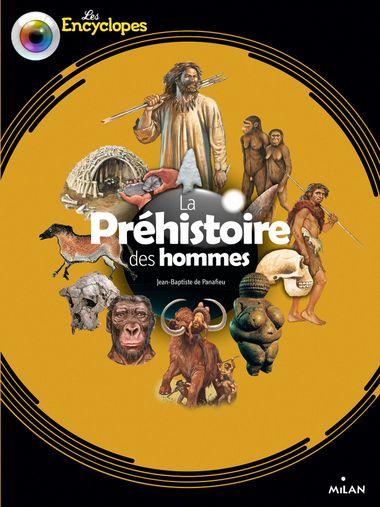 Couverture de «La préhistoire des hommes NE»