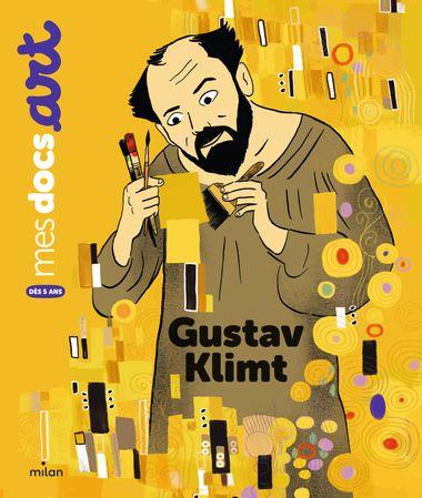 Couverture de «Gustav Klimt»