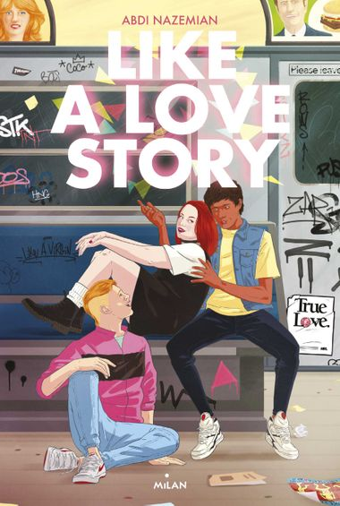 Couverture de « Like a love story »
