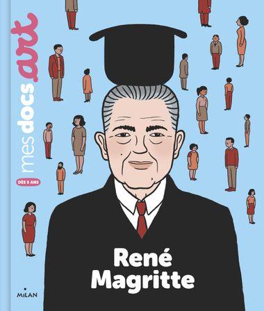 Couverture de «René Magritte»