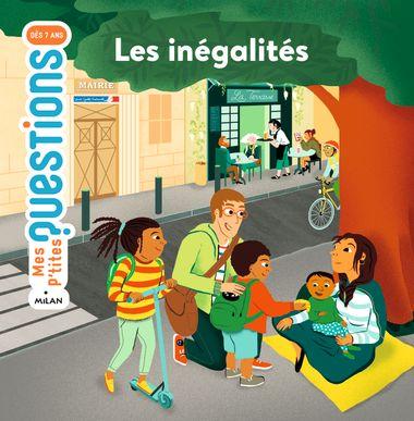 Couverture de «Les inégalités»