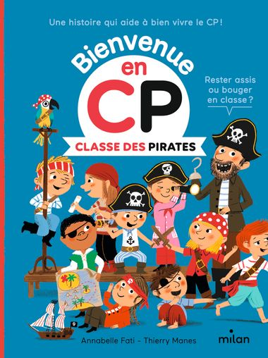 Couverture de « Classe des Pirates »
