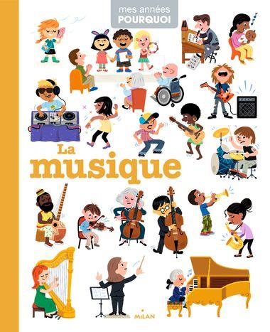 Couverture de «La musique»