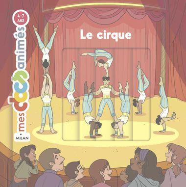 Couverture de «Le cirque»