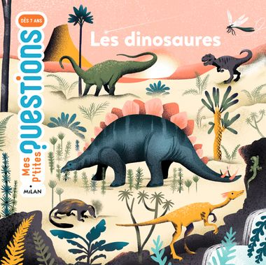 Couverture de «Les dinosaures»