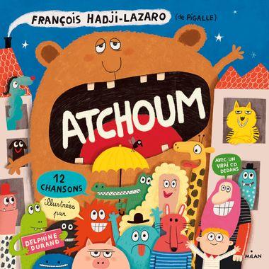 Couverture de «Atchoum»