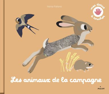 Couverture de «Les animaux de la campagne NE»