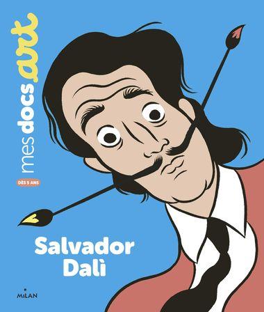 Couverture de «Salvador Dalí»