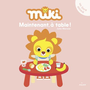 Couverture de « Miki – Maintenant, à table ! »