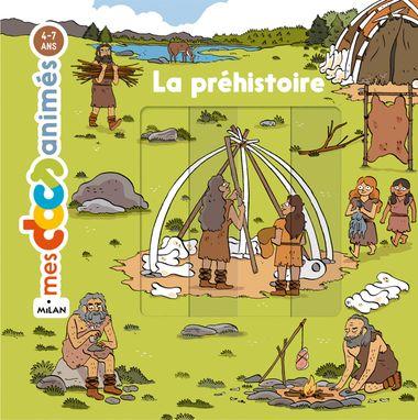 Couverture de «La préhistoire»