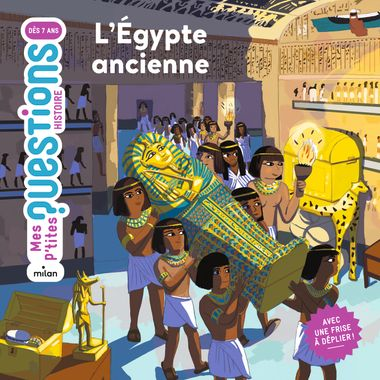 Couverture de «L'Égypte ancienne»