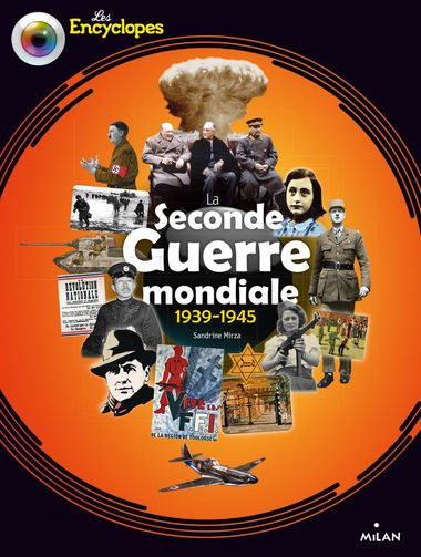Couverture de « La Seconde Guerre mondiale »