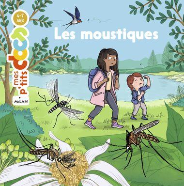 Couverture de «Les moustiques»