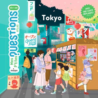 Couverture de «Tokyo»