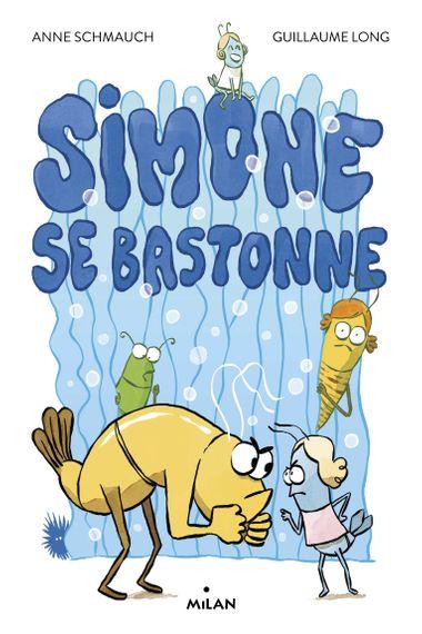 Couverture de «Simone se bastonne»